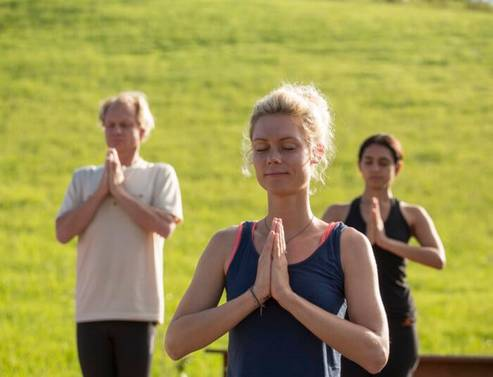 Yoga teachers' training in Austria