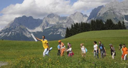Easter Yoga Retreat in Tyrol, Austria