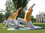 Yoga teacher training in Europe and North India