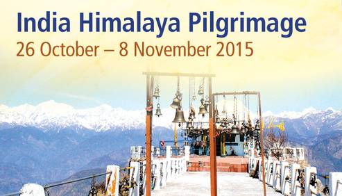 Himalayas: Yoga Sadhana at the Source of Ancient Wisdom