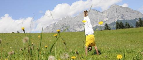 Yoga Highlights in May in the Tyrolean Alps