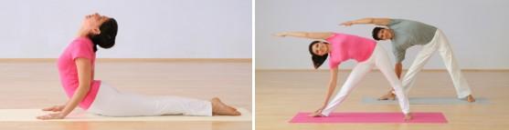Sex yoga houdingen voor koppels