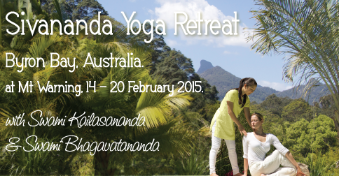 Sivananda Yoga Retreat in Australia