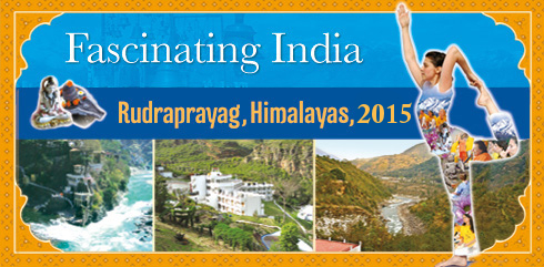 Yoga Teachers' Training Course in Rudraprayag, Himalayas, India