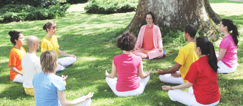 Yoga Programme in France
