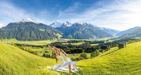 Sivananda Yoga: Yoga holidays and wellness in Austria