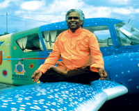 Swami Vishnu's Peace Plane