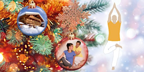Christmas and New Year yoga retreat